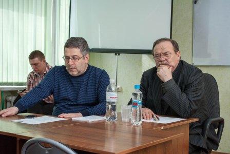 Валерій Іванов, Володимир Мостовий